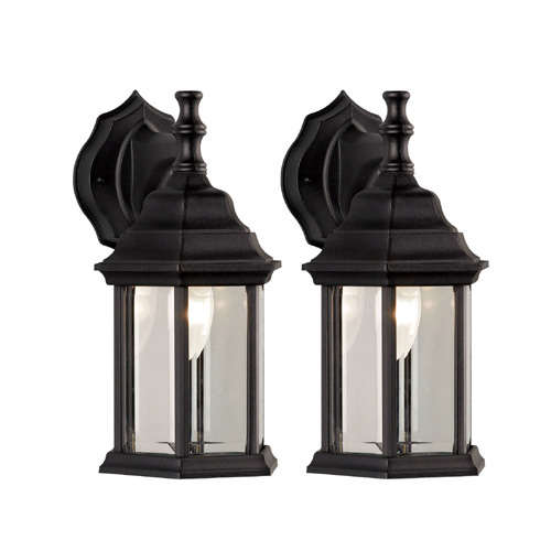 """Contemporary"" Outdoor Wall Lanterns"