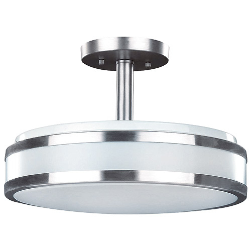 CANARM 2-light Semi-flushmount IFM834B13213BPT