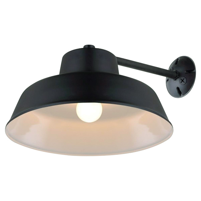 1 light outdoor wall light campbell