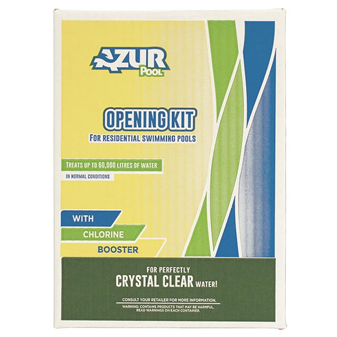 Azur Pool Opening Kit