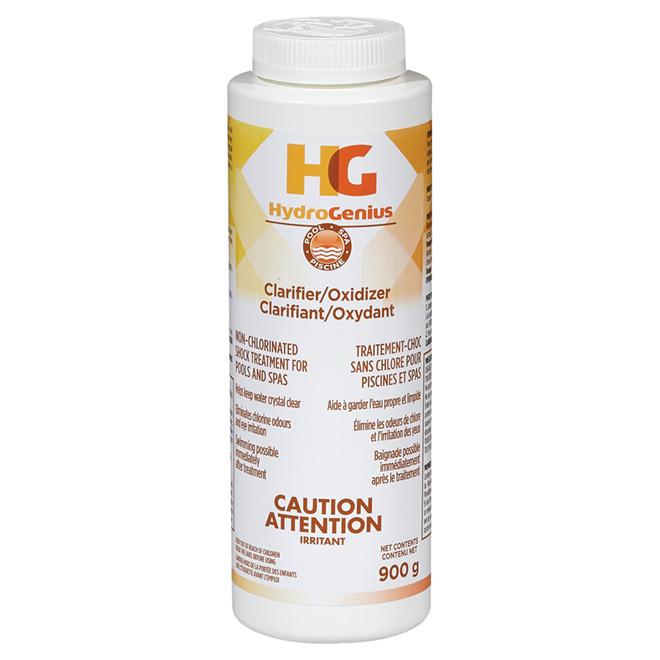 Non-Chlorine Shock Treatment Clarifier/Oxidizer - 900 g