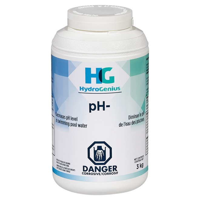 Pool pH Reducer - 3 kg