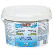 Traitement de choc sans chlore pour piscine, 4 kg