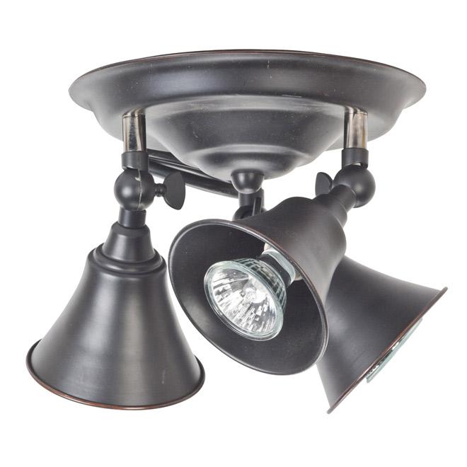 globe luminaire sur rail waldorf 58772 rona. Black Bedroom Furniture Sets. Home Design Ideas