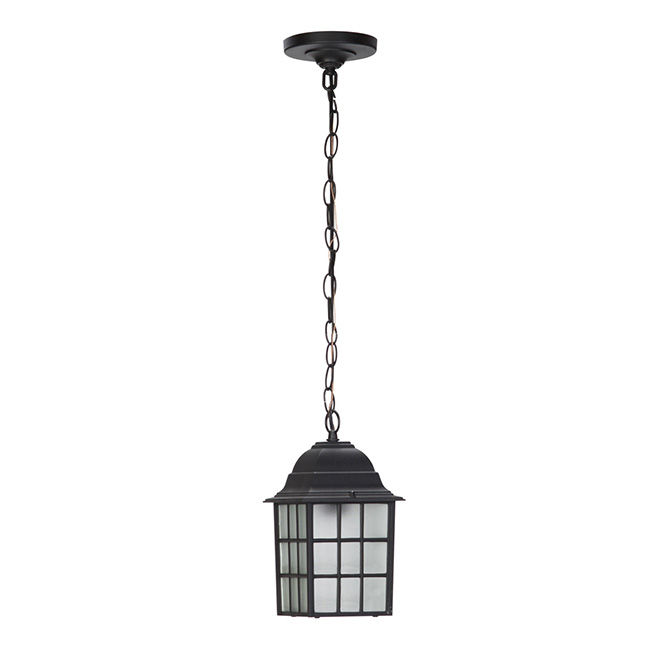 "Outdoor Pendant Lantern - 12 3/5"""
