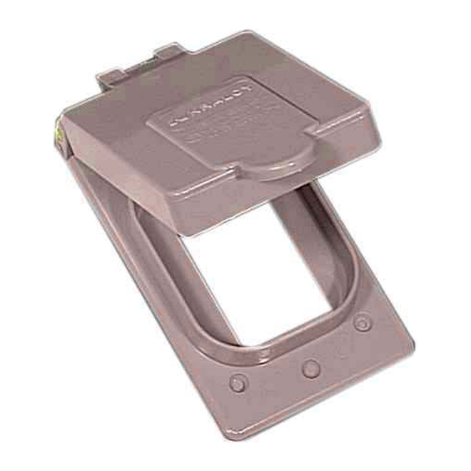 Receptacle Cover