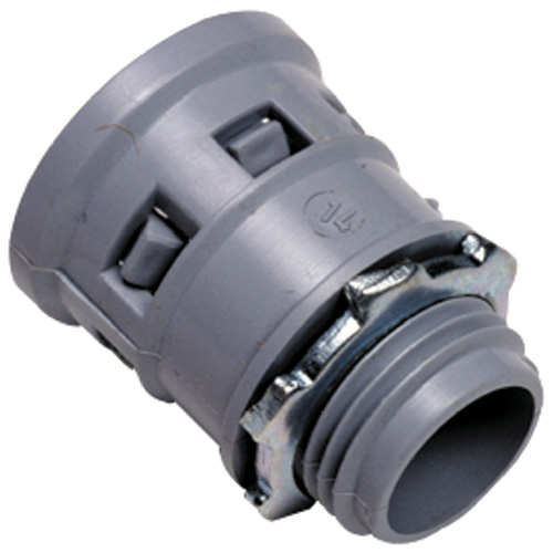 "Terminal Adaptor - Kiwkon(R) - PVC - ENT - 1/2"""