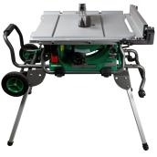Table Saw with Rolling Stand - 10'' - 15 AM
