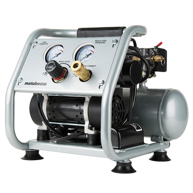 Electric Air Compressor - 1 Gal. - 0.5 HP