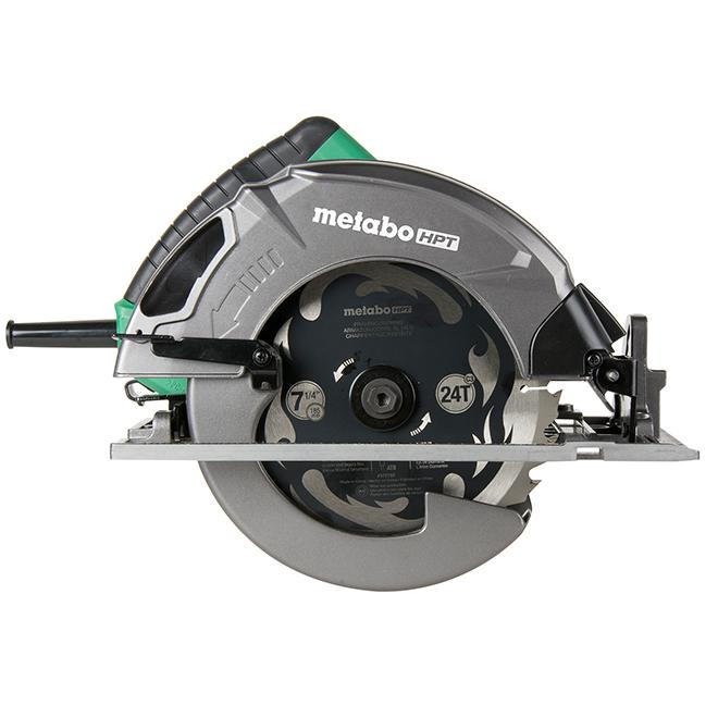 """Metabo HPT Circular Saw - 7 1/4"""" - 15 A"""