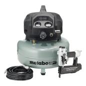Metabo HPT Air Compressor - 6 Gal - 150 Psi - Green and Black
