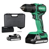Metabo HPT18 V 1/2-in Brushless Cordless Driver Drill with Batteries and Charger