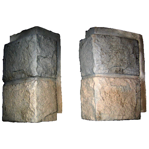 Sidings Quot Rock Face Quot Polyroche Corner Sidings Rona