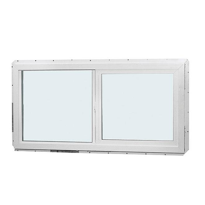 Fenêtre coulissante horizontale