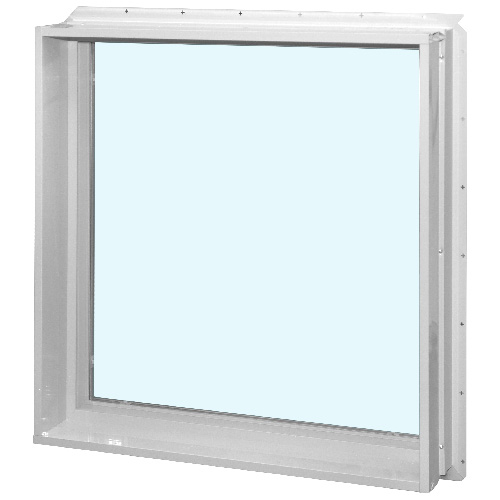 All Weather Windows Fenêtre Fixe En Pvc Blanc Met 9040p Hs1a Rona