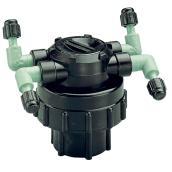 "4-Port Adjustable Manifold - 1/4"""
