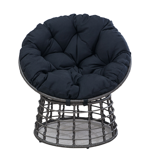 Patio Satellite Chair   Bombay   Black