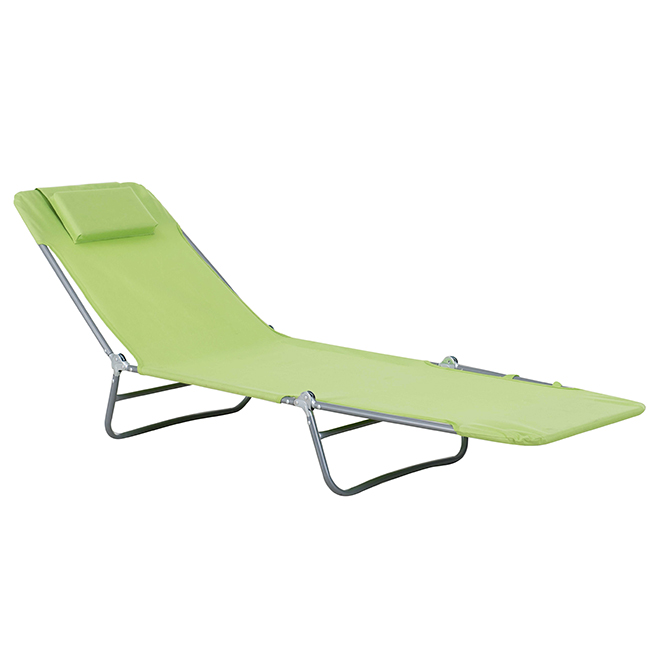 chaise longue extérieur rona