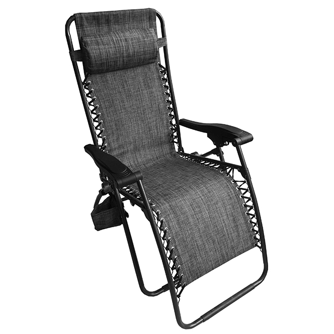 Patio Lounge Chair - Relax - Grey
