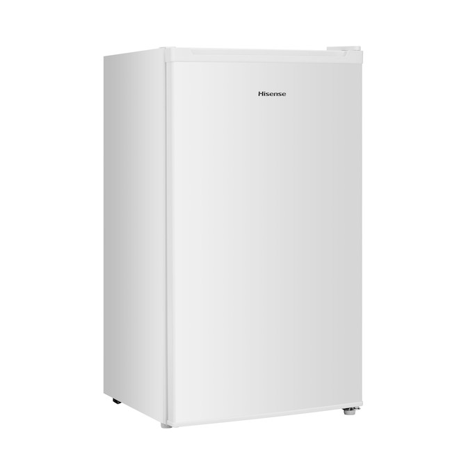 Hisense Compact Refrigerator - 3.3-cu ft - Energy Star Certified - White