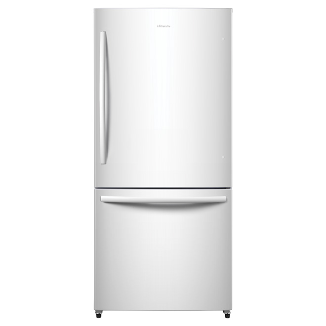 HISENSE Bottom-Freezer Refrigerator - 31