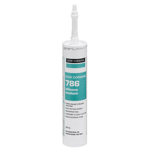 Translucent White Silicone Sealant 10.1 fl.oz.