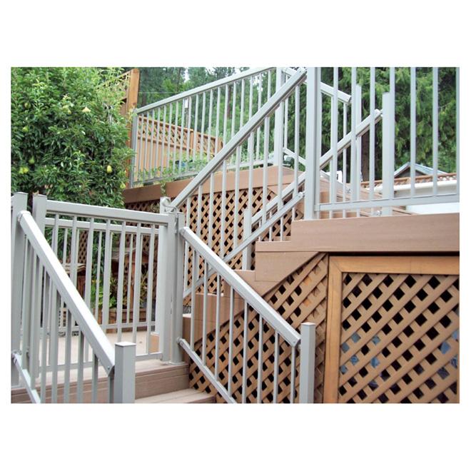 Regal Aluminum Gate Kit 48 Quot White Asgp 0w Rona