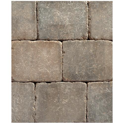Pavé « Roman » 8 1/4 po x 10 5/8 po, gris