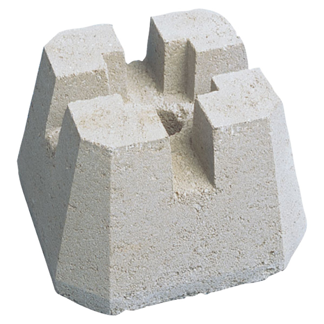 Quot 4 Way Quot Deck Block Rona