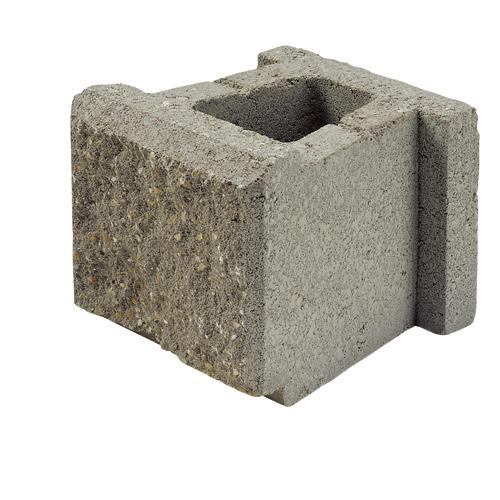 allan block ab jumbo retaining wall block rona