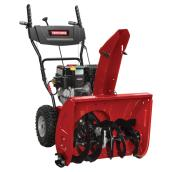 "2-Stage Snowblower - 208 cc - 24"" - Red"