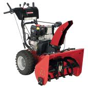 "2-Stage Snowblower - 306 cc - 27"" - Red"