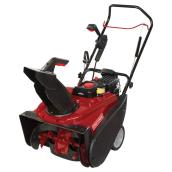 "1-Stage Snowblower - 208 cc - 22"" - Red"