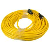 Woods(R) Outdoor Extension Cord - 1 Outlet - STJW 12/3 - 30 m