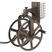 Liberty Wall-Mounted Hose Reel -125' Capacity - Bronze