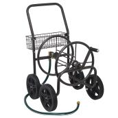 Liberty Cart Hose Reel - 250-ft Capacity - Grey