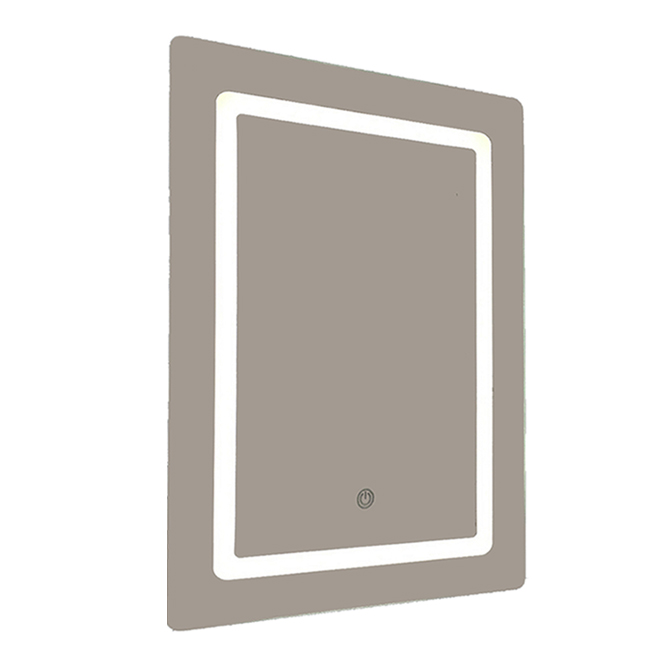 Soho LED Mirror - 20-in x 28-in - Clear