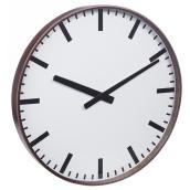 Wooden Wall Clock - 24
