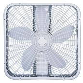 Floor Fan - 3 Speed - 20'' - White