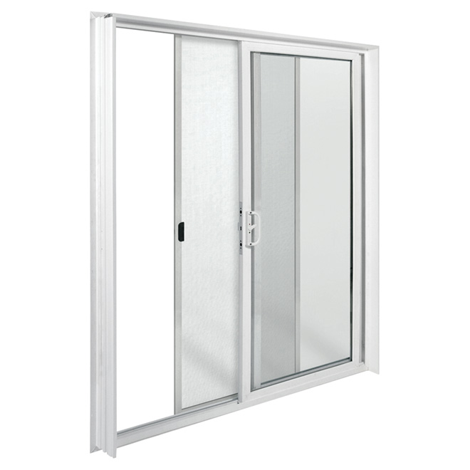 I Vinyl Sliding Patio Door  72