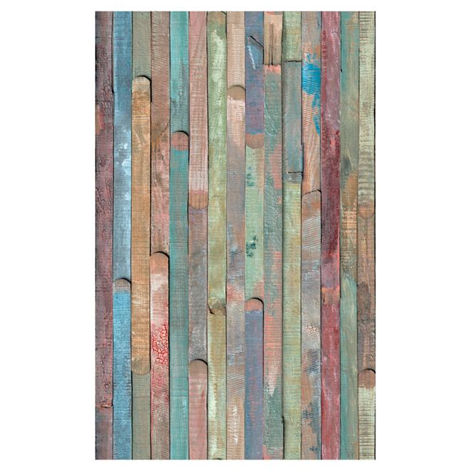 Self-Adhesive Vinyl Film, Rio Coloured Wood