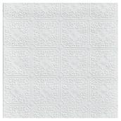 Papier peint à peindre, tuile de plafond, 20,5