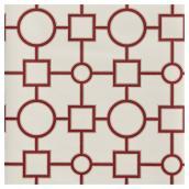 Papier peint à formes géométriques, 20,5