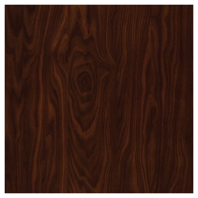 "Self-Adhesive Vinyl-Oak Imitation-17.75"" x 66""-Brown"
