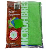 Microfiber Multipurpose Cloths - 5-Pack