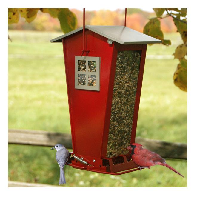 Snack Shack Bird Feeder - 7 lb