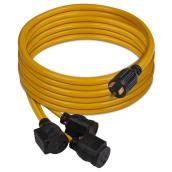 Firman Power Cord - 25-ft - 30 A - TT-30P to 5-20RX3
