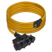 Firman Power Cord - 25-ft - 30 A - L14-30P à 5-20RX4