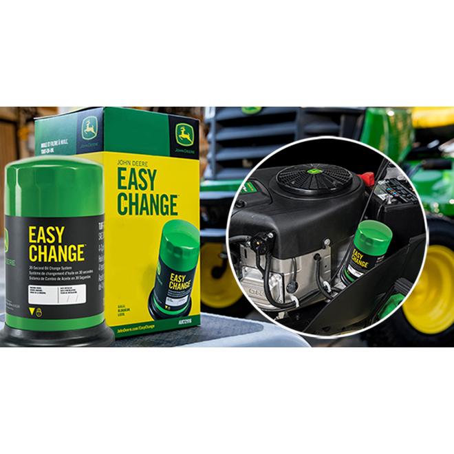 John Deere E170 Tractor - Hydrostatic - 48-in - 25 HP 724 CC