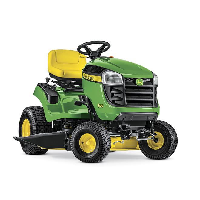 John Deere BG21081 E100 Lawn Tractor - 42